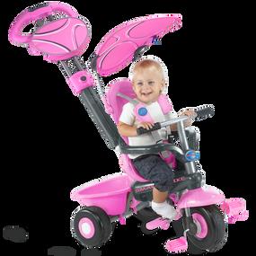 smarTrike® Sport 3-in-1 Baby Dreirad - Pink