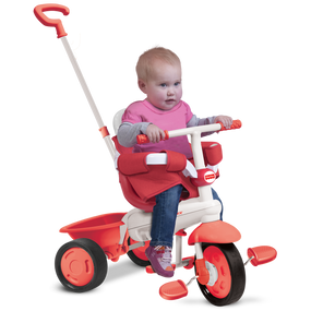Fisher-Price Classic 3-in-1 Baby Dreirad - Rot