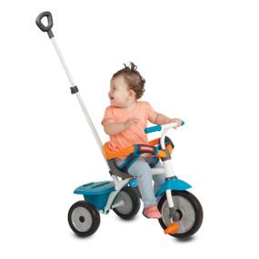 Fisher-Price Jolly 3-in-1 Baby Dreirad - Blau - Orange