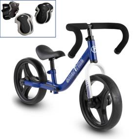 Folding Balance Bike - Blau