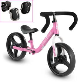 Folding Balance Bike - Pink