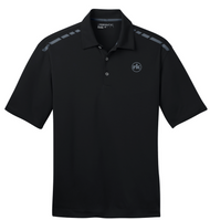 Nike Mens Dri-FIT Graphic Polo