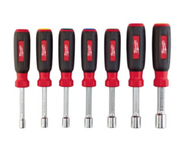Milwaukee 7pc Magnetic Hollow Core SAE Driver Set