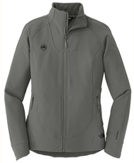 North Face Ladies Tech Stretch Soft Shell Jacket
