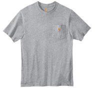 Carhartt Ladies Workwear Pocket Short Sleeve T-Shirt