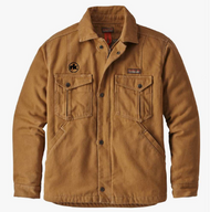 Patagonia Mens Iron Forge Hemp Canvas Ranch Jacket