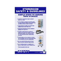 Store Room Safety Guidelines