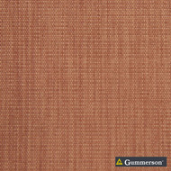 Gummerson - Magnetic Salmon Blockout 150cm  | Curtain Lining Fabric - Blockout, Plain, Terracotta, Coated, Modern, Southwestern, Synthetic, Domestic Use, Standard Width