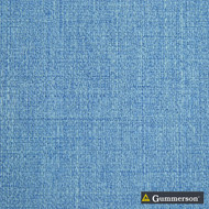 Gummerson - Icon Wedgewood Uncoated 150cm    Curtain Fabric - Blue, Plain, Modern, Synthetic, Uncoated, Washable, Domestic Use, Standard Width, Strie