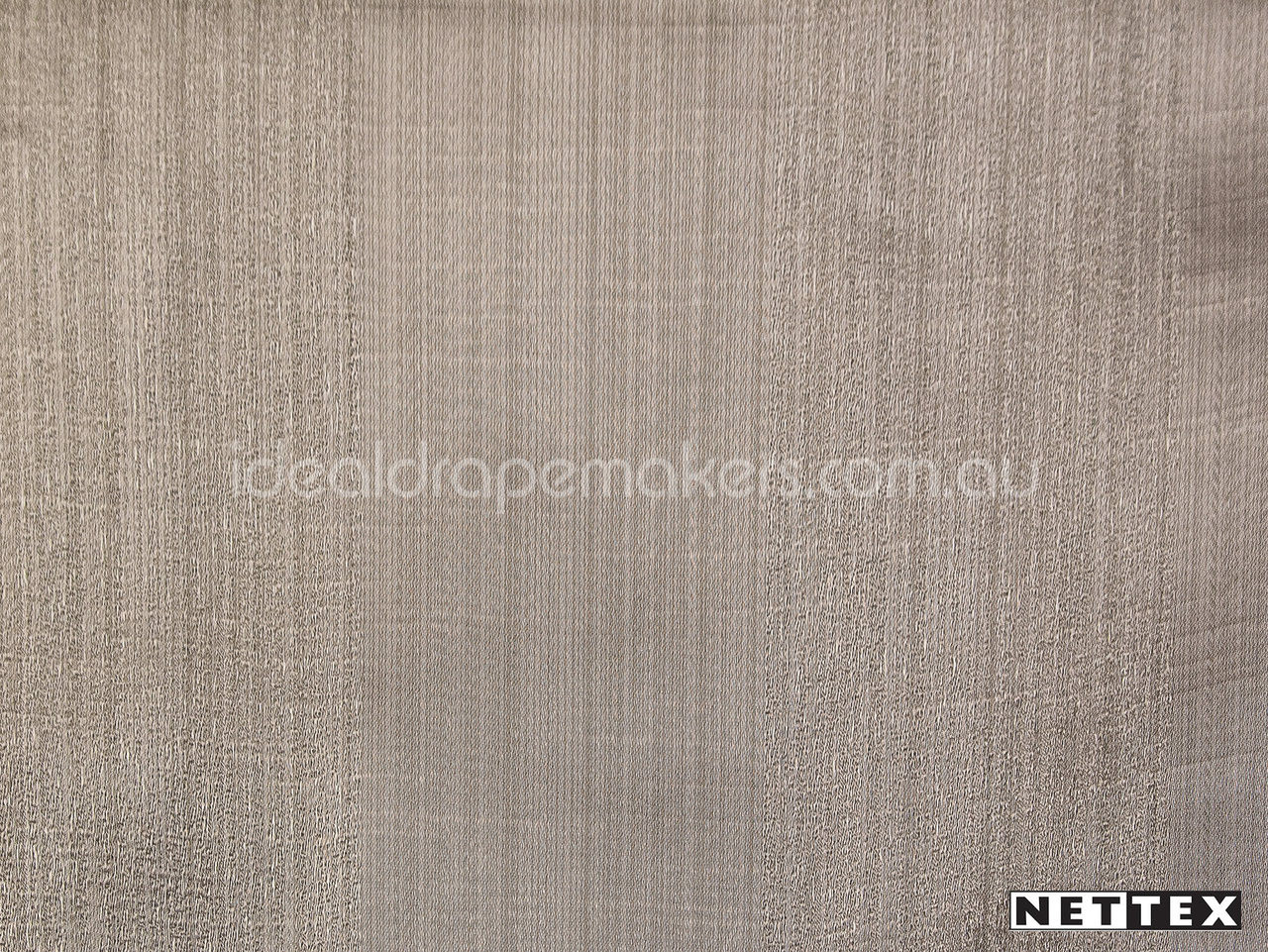 Fabric For Curtains Nettex Wilton Mink Mg6