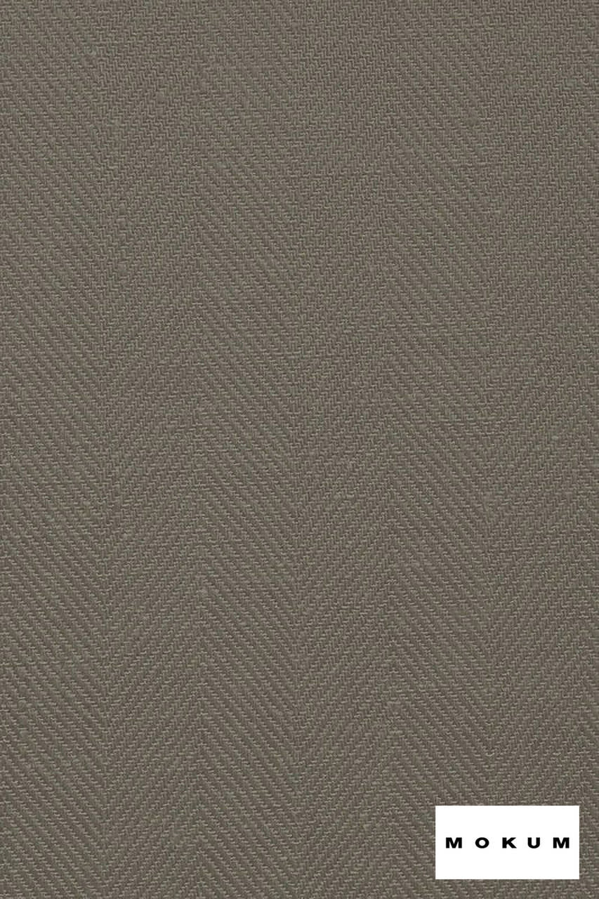 Mokum Trinidad - Driftwood    Curtain & Upholstery fabric - Brown, Plain, Eclectic, Natural Fibre, Tropical, Washable, Domestic Use, Dry Clean, Natural, Wide Width