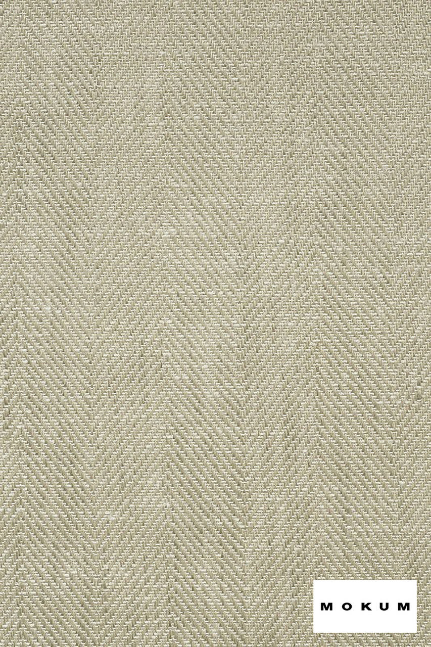 Mokum Trinidad - Linen  | Curtain & Upholstery fabric - Plain, Eclectic, Natural Fibre, Tan, Taupe, Tropical, Washable, Domestic Use, Dry Clean, Natural, Wide Width
