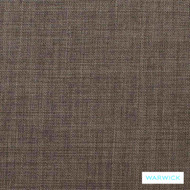 Warwick Cargo Mica  | Upholstery Fabric - Brown, Plain, Synthetic, Washable, Commercial Use, Domestic Use, Halo, Standard Width