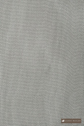 James Dunlop Federation Fr(Ww) - Granite  | Curtain Sheer Fabric - Fire Retardant, Grey, Plain, Small Scale, Synthetic, Washable, Commercial Use, Domestic Use, Dry Clean