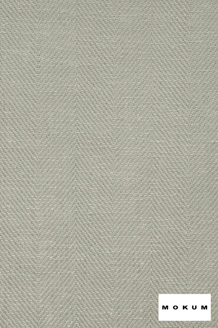 Mokum Trinidad - Silver    Curtain & Upholstery fabric - Plain, Silver, Eclectic, Natural Fibre, Transitional, Tropical, Washable, Domestic Use, Dry Clean, Natural, Wide Width