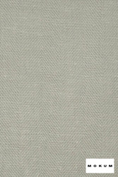 Mokum Trinidad - Silver  | Curtain & Upholstery fabric - Plain, Silver, Eclectic, Natural Fibre, Transitional, Tropical, Washable, Domestic Use, Dry Clean, Natural, Wide Width