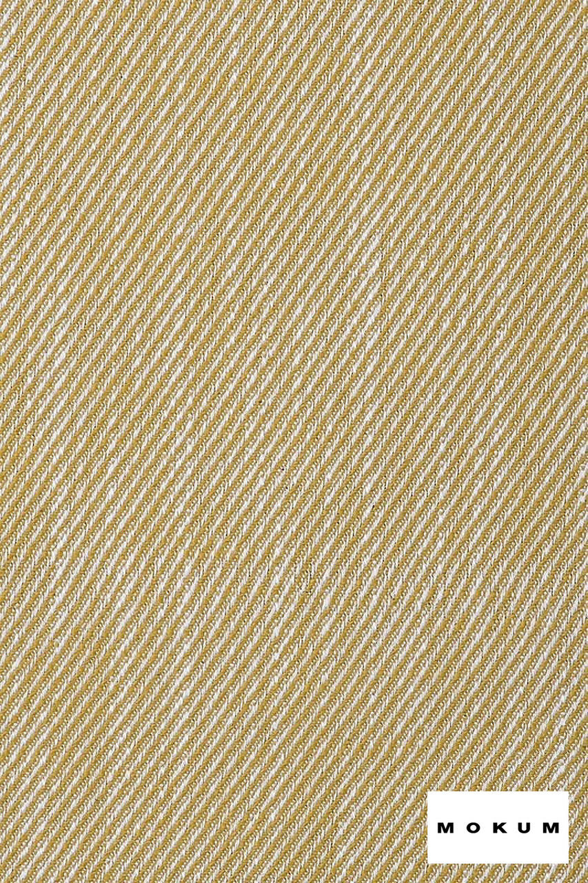 Mokum Twill - Citrus  | Upholstery Fabric - Stain Repellent, Fire Retardant, Gold,  Yellow, Plain, Eclectic, Natural Fibre, Tropical, Domestic Use, Dry Clean, Natural, Twill