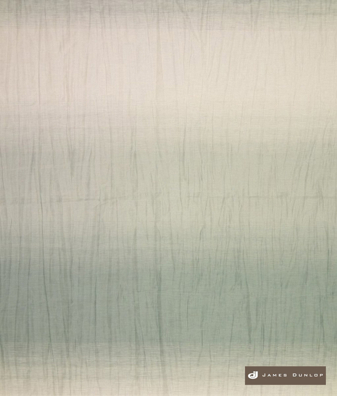 James Dunlop Horizon - Seafoam  | Curtain Fabric - Eclectic, Industrial, Natural Fibre, Ombre, Stripe, Domestic Use, Dry Clean, Natural, Standard Width