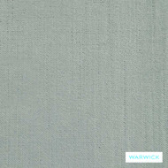 Warwick Glamour Aqua  | Curtain & Upholstery fabric - Grey, Plain, Synthetic, Washable, Commercial Use, Halo, Standard Width