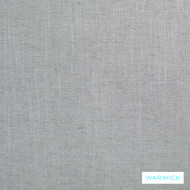 Warwick Husk Ice  | Curtain & Upholstery fabric - Grey, Plain, Fibre Blends, Washable, Commercial Use, Domestic Use, Natural, Standard Width
