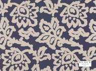 Black Edition - Elysian Wallcovering Eclipse  | Wallpaper, Wallcovering - Blue, Metallic, Damask, Floral, Garden, Traditional, Domestic Use, Metal, Print
