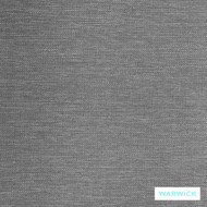 Warwick Lomani Outdoor Pumice  | Curtain & Upholstery fabric - Grey, Plain, Marine Use, Outdoor Use, Synthetic, Transitional, Washable, Bacteria Resistant, Commercial Use