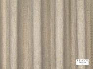 Black Edition - Neisha Sandstone  | Curtain & Curtain lining fabric - Brown, Wide-Width, Eclectic, Dry Clean, Metallic, Reversible, Plain, Fibre Blend