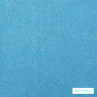 Warwick Macrosoft Hg Cobalt  | Upholstery Fabric - Blue, Plain, HealthGuard, Synthetic, Washable, Commercial Use, Halo, Standard Width