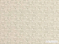 Mark Alexander - Keystone Vellum  | Curtain & Upholstery fabric - Beige, Contemporary, Geometric, Linen and Linen Look, Natural Fibre, Southwestern, Abstract, Domestic Use