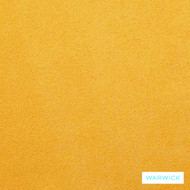 Warwick Macrosuede Hg Gold  | Upholstery Fabric - Plain, HealthGuard, Synthetic, Washable, Commercial Use, Halo, Standard Width