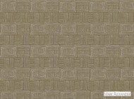 Mark Alexander - Moja Wilderness  | Curtain & Upholstery fabric - Brown, Basketweave, Fibre Blends, Geometric, Midcentury, Domestic Use, Embroidery, Standard Width