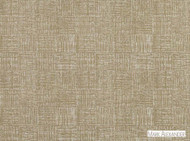 Mark Alexander - Woodblock Acorn  | Curtain & Upholstery fabric - Linen/Linen Look, Washable, Beige, Dry Clean, Geometric, Natural, Basketweave, Print