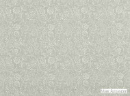 Mark Alexander - Soma French Grey  | Curtain & Upholstery fabric - Grey, Floral, Garden, Natural Fibre, Traditional, Transitional, Domestic Use, Natural, Print, Standard Width