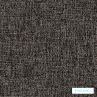 Warwick Matrix Brindle    Upholstery Fabric - Plain, Black - Charcoal, Industrial, Synthetic, Washable, Commercial Use, Halo, Standard Width