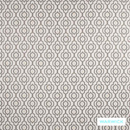 Warwick Mendoza Slate  | Upholstery Fabric - Beige, Grey, Contemporary, Mediterranean, Moroccan, Quatrefoil, Synthetic, Traditional, Transitional, Washable, Domestic Use, Halo