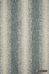 James Dunlop Maxime - Celadon    Upholstery Fabric - Fire Retardant, Eclectic, Natural Fibre, Stripe, Domestic Use, Dry Clean, Natural, Standard Width