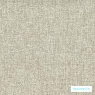 Warwick Oslo Almond  | Upholstery Fabric - Beige, Plain, Synthetic, Washable, Commercial Use, Halo, Natural, Standard Width