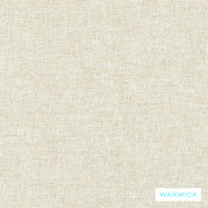 Warwick Oslo Bone  | Upholstery Fabric - Beige, Plain, Synthetic, Washable, Commercial Use, Halo, Natural, Standard Width