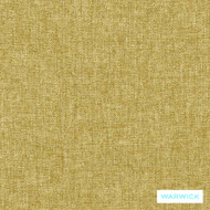 Warwick Oslo Grass    Upholstery Fabric - Gold,  Yellow, Plain, Synthetic, Washable, Commercial Use, Halo, Standard Width