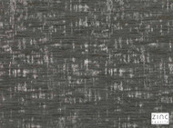 Zinc Textile - Vico Tungsten  | Curtain & Upholstery fabric - Black, Charcoal, Grey, Dry Clean, Plain, Fibre Blend, Standard Width