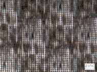 Zinc Textile - Tobia Multi  | Curtain & Upholstery fabric - Brown, Grey, Contemporary, Dry Clean, Tile, Standard Width