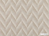 Kirkby Design - Apex Natural  | Upholstery Fabric - Contemporary, Fibre Blends, Tan, Taupe, Chenille, Chevron, Zig Zag, Domestic Use, Herringbone, Standard Width