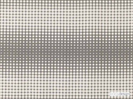 Kirkby Design - Boost Graphite  | Upholstery Fabric - Grey, Contemporary, Eclectic, Dry Clean, Geometric, Whites, Circles, Decorative, Dots, Spots