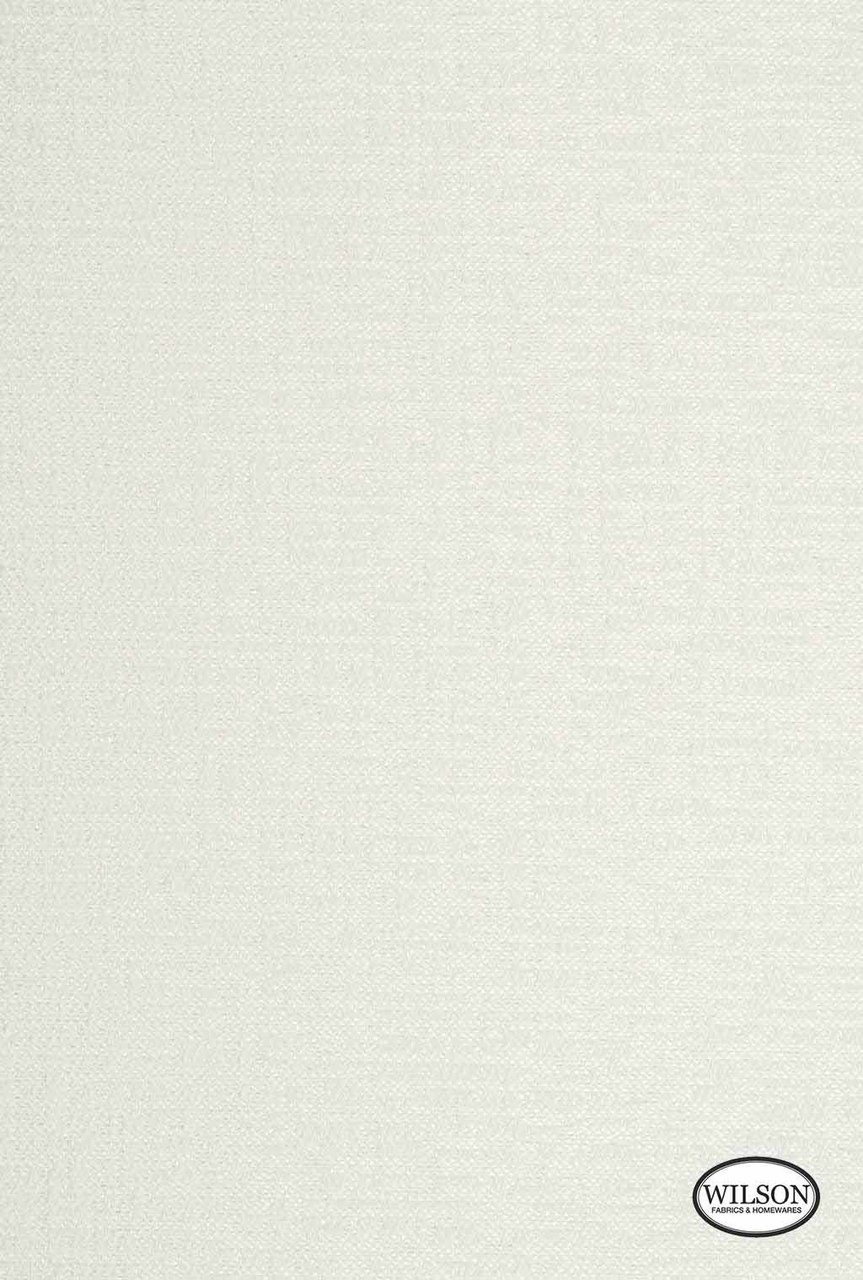 Wilson - Comet II - Translucent - Snow  | - Stain Repellent, Plain, White, Synthetic, Suitable for Blinds, White