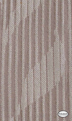 Wilson - Cordoba - Translucent - Ash  | - Stain Repellent, Brown, Floral, Garden, Stripe, Synthetic, Suitable for Blinds