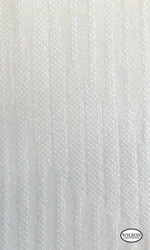 Wilson - Cordoba - Translucent - Ivory  | - Stain Repellent, White, Stripe, Synthetic, Suitable for Blinds, White