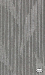 Wilson - Cordoba - Translucent - Shark  | - Stain Repellent, Grey, Floral, Garden, Stripe, Synthetic, Tropical, Suitable for Blinds