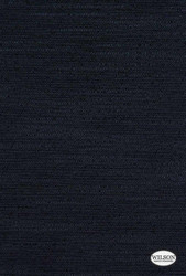 Wilson - Delhi - Ebony  | Curtain & Upholstery fabric - Blue, Fibre Blends, Slub, Domestic Use, Semi-Plain, Standard Width, Strie