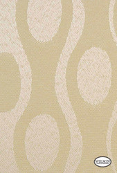 Wilson - Lava - Translucent - Cement  | - Stain Repellent, Brown, Fibre Blends, Midcentury, Ogee, Suitable for Blinds, Circles