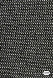 Wilson - Aquila - Charcoal  | Blinds Fabric - Plain, Black - Charcoal, Synthetic, Oeko-Tex, Textured Weave, Suitable for Blinds, Plain - Textured Weave